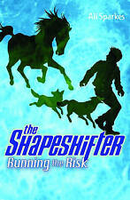 Running the Risk: The Shapeshifter 2, Sparkes, Ali Paperback Book