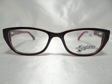 8a185060583 Authentic New MILLEFIORI FIORE PERENNIAL Chianti Black Red 50-16-135 Flex  A062