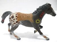 "Plastoy 60486 /""pferd gelb//blau/"""