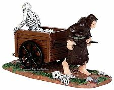 Lemax 42201 BRING OUT YOUR DEAD Spooky Town Figurine Retired Halloween Decor I