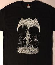 CREMATORY T shirt XL Death metal Carcass IMMOLATION Napalm Demigod Cenotaph TEE