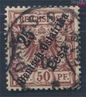Deutsch-Ostafrika 10 geprüft gestempelt 1896 Aufdruckausgabe (8194829