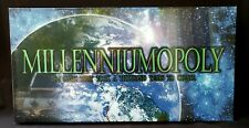 Millenniumopoly Board Game by Late For The Sky USA NEW SEALED Monopoly