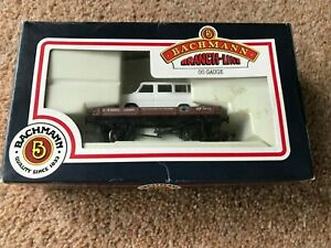 Bachmann 1 Plank Wagon With Ford Transit 33-410 OO Gauge Unused