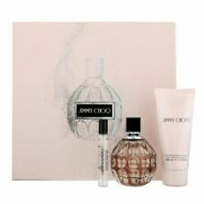Jimmy Choo Eau de Parfum 100ml EDP Spray Gift Set for Her New Authentic