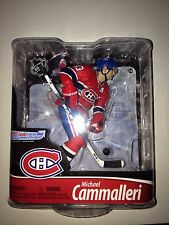 MICHAEL CAMMALLERI Canadiens Red Chase Mcfarlane NEW 28 Hockey Figure NHL
