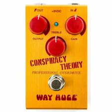 Dunlop Way Huge WM20 Smalls Conspiracy Theory Professional Overdrive Pedal
