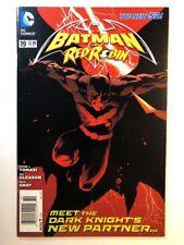 Batman and Robin (2011 2nd Series) #19 Newsstand Variant (DC New 52)
