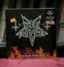 Dark Funeral Teach Children To Worship Satan 2019 Black Lodge Import BLOD 136 LP