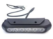 LED Frontblitzer Heckblitzer Warnleuchte Blitzleuchte 6 Blitzmuster ECE R65 EMV