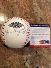 Gio Gonzalez Autographed 2011 All-Star Game Ball W/Coa Washington Nationals