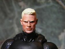 HEAD ONLY Marvel Legends Custom painted head Steve Rogers PAINTED HEAD ONLY