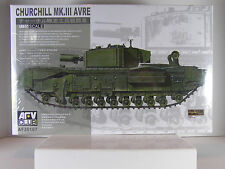 Afv Club 35167 Churchill Mk.Iii Avre Tank 1/35 Scale Plstic Model Kit Nisb