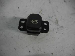 JAGUAR S TYPE 2000-2001 OVERHEAD CONSOLE SIDE LIGHT SWITCH USED OEM
