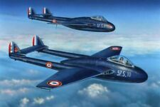 Azur 1/72 de Havilland Vampire FB.5 'Armee de l'Air & Aeronavale' # 11772