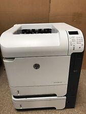 HP LaserJet Enterprise 600 M602 CE993A W/ Duplex , With Toner,Paper Count 130K