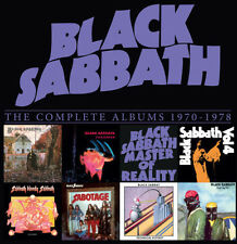 Black Sabbath - Complete Albums Box 1970-1978 [CD New]