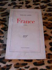 FRANCE - Marie-Anne Comnène - Gallimard, 1945