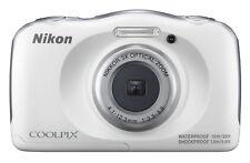 Nikon Coolpix W100 weiß Outdoorkamera