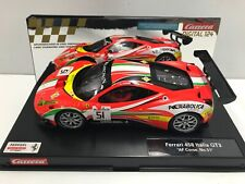 """Carrera Digital 124 23879 Ferrari 458 Italia Gt3 """"af Corse No.51"""""""