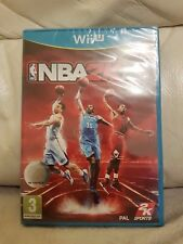 Brand New & Sealed NBA 2K13 Wii U Game (PAL) - UK Seller