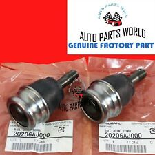 GENUINE SUBARU FORESTER LEGACY OUTBACK IMPREZA FRONT LOWER BALL JOINT SET OF 2