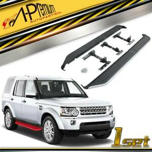 A-Premium Aluminium Side Steps Running Boards for Land Rover Discovery 2005-2016