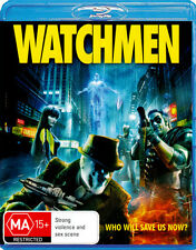 Watchmen (2009)  - BLU-RAY - NEW Region B