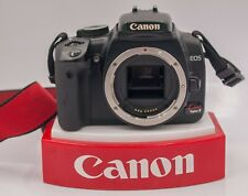 Canon EOS Kiss Digital X 400D XTi Rebel 10.1mp DSLR Camera Body - Korean Model