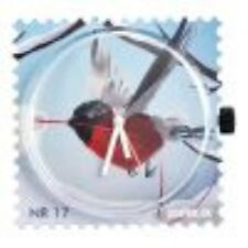 Aland  Stampwatch bird  new in box   special price !!                         G