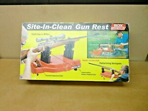 MTM Case-Gard Gun Rest Sled Cleaning,Sighting In-New