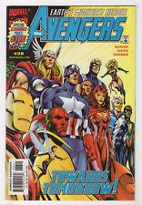 Avengers #38 (Mar 2001, Marvel) [Taskmaster] Kurt Busiek Alan Davis H