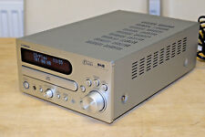 Yamaha CRX-M170 CD Receiver With DAB + FM Hi-Fi All In One Stereo Shelf Unit