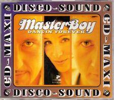 Masterboy - Dancin' Forever - CDM - 1998- Eurohouse Disco 4TR Zabler Linda Rocco
