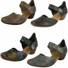 Rieker Velcro Heels for Women