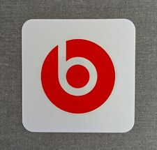 beats by Dre Decal Sticker (2 inch - 2020)