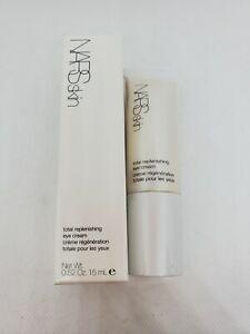 New in Box NARS Total Replenishing Eye Cream 15ml / 0.52oz