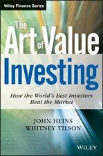 The Art of Value Investing: How the World's Best Investors Beat the Market (Hard