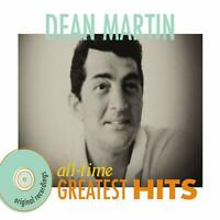 Martin, Dean : Dean Martin - All-Time Greatest Hits CD