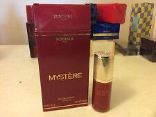 Rare Perfume Mystere Rochas 25ml 0.88fl.oz Very Rare EDP Spray Women Vintage New