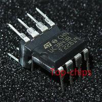 10 PCS UC3843BN DIP8 UC3843B UC3843 3843B CONTROLLERS NEW