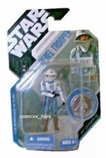 STAR WARS 30TH ANNIVERSARY SERIES CONCEPT REBEL TROOPER FIGURE #60 HASBRO