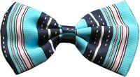 Dog Puppy Bow Tie - Mirage - Made In USA - Choose From Many Designs