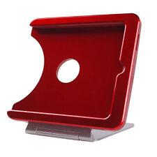 Bases y soportes rojo para tablets e eBooks