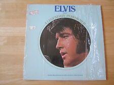 Elvis Presley LP, A Legendary Performer Volume 2, insert Illustrated Memory Log