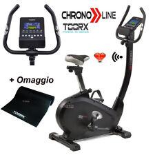 Toorx CHRONO LINE BRX-100 HRC Elettromagnetica Volano12kg + OMAGGIO TAPPETO
