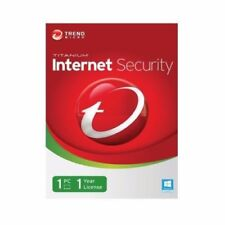 Trend Micro Internet Security 2019 v12 1 Year 1PC (Activation Key)