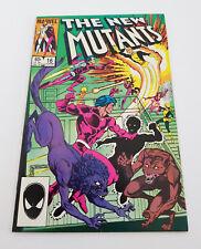The New Mutants #16 1st First Appearance Thunderbird II Warpath Comic Book NICE