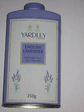 Yardley of London English Lavender Talcum Powder Perfumed Talc 250g