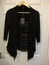 Brand New Alexon Women's Black Femme Fatale Lace Formal Wear Size S